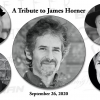 ONLINE TRIBUTE TO JAMES HORNER, SEPTEMBER 26, 2020