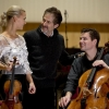 JAMES HORNER ATTENDS NORWEGIAN PREMIERE OF PAS DE DEUX