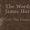 THE WORDS OF JAMES HORNER #1: THE GENESIS