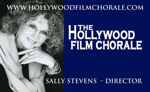 SALLY STEVENS : UNE VOIX DE LA MUSIQUE DE FILMS
