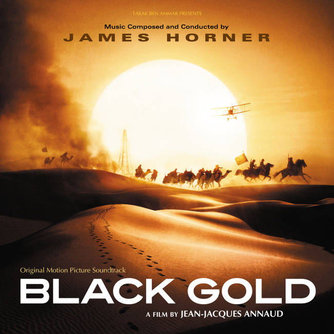 BLACK GOLD: POETS OF THE DESERT