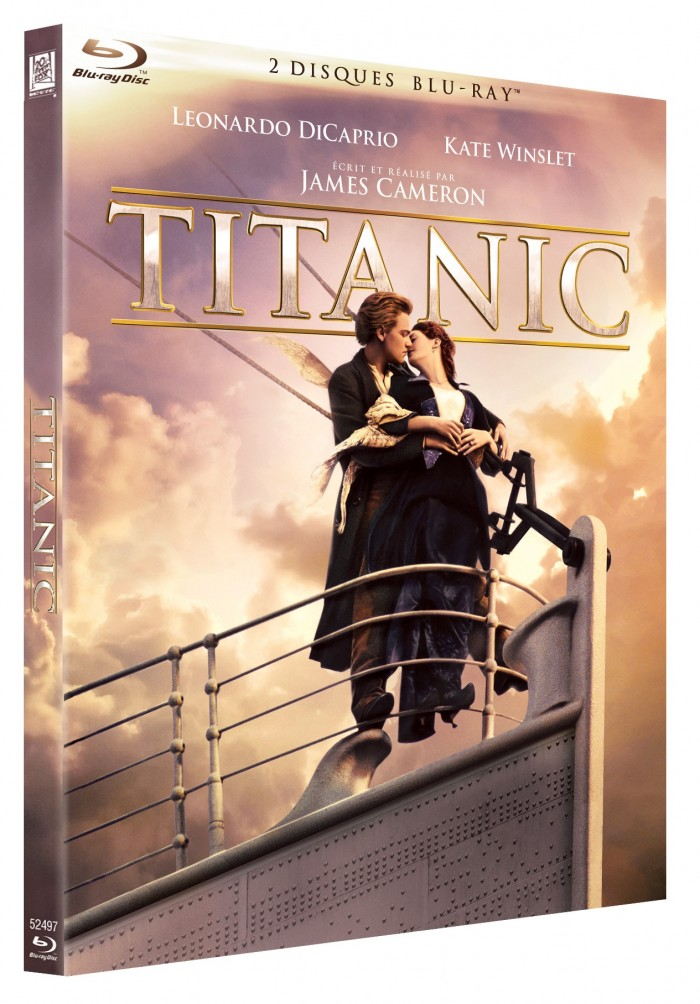TITANIC ON BLU-RAY