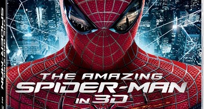 TheAmazingSpider-Man3DBlu-ray