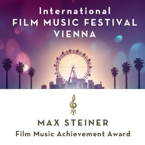 JAMES HORNER TO RECEIVE THE MAX STEINER AWARD
