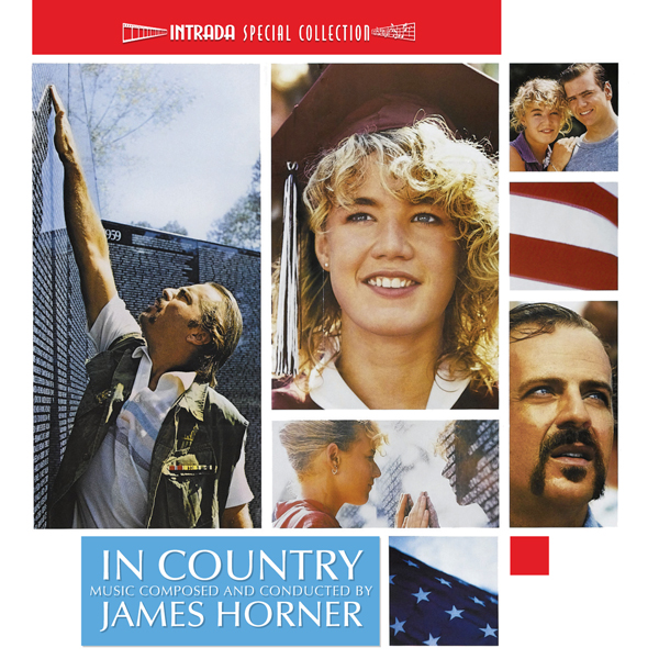 IN COUNTRY DE JAMES HORNER CHEZ INTRADA