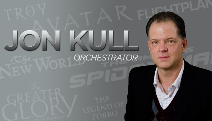 "JON KULL: ""HONOR THE COMPOSER'S INTENT – MAKE SURE HIS MUSIC SOUNDS FABULOUS!"""