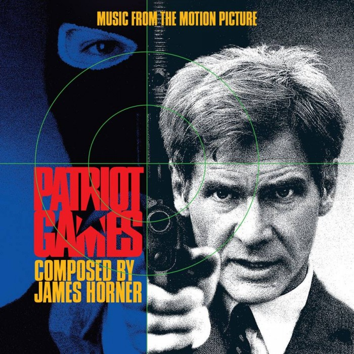 PATRIOT GAMES EN VERSION COMPLÈTE CHEZ LA-LA LAND RECORDS