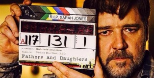 Russel Crowe fathers and daughters