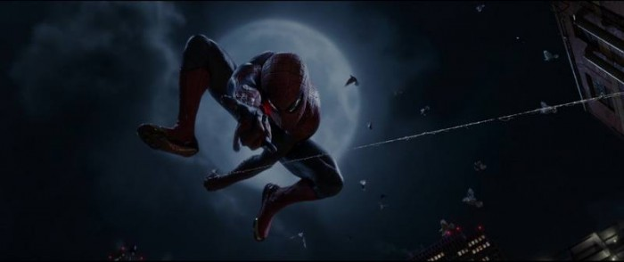 THE AMAZING SPIDER-MAN: WEAVING A WEB OF STARS