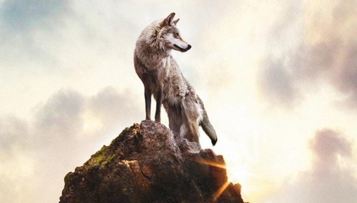 A FIRST AUDIO EXCERPT OF WOLF TOTEM