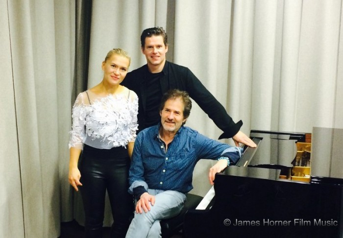 THE NORWEGIAN PREMIERE OF PAS DE DEUX: A CONVERSATION WITH JAMES HORNER, MARI AND HÅKON SAMUELSEN