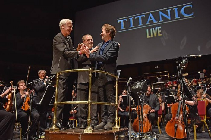 TITANIC LIVE AT ROYAL ALBERT HALL: A NIGHT TO REMEMBER