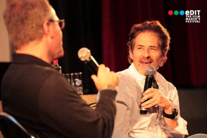 eDIT FILMMAKER'S FESTIVAL: MASTER CLASS WITH JAMES HORNER