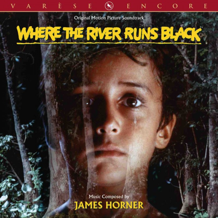 WHERE THE RIVER RUNS BLACK RE-RELEASED