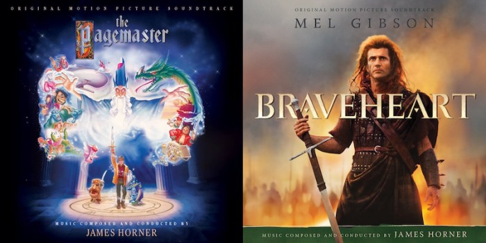 THE PAGEMASTER and BRAVEHEART – TWO EXPANDED AND REMASTERED RELEASES