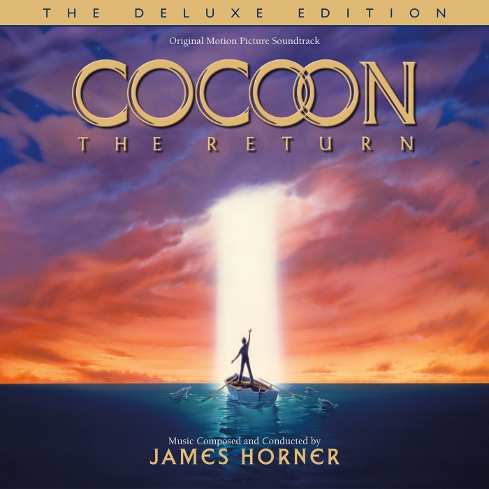 COCOON: THE RETURN – EXPANDED RELEASE BY VARESE SARABANDE