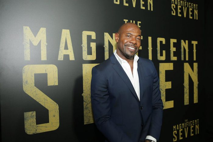 ANTOINE FUQUA DISCUSSES THE MAGNIFICENT SEVEN SCORE