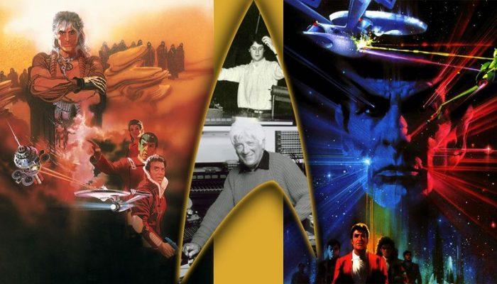 FOND MEMORIES – EPISODE 6 : 1982-1984 –  JERRY GOLDSMITH ET STAR TREK