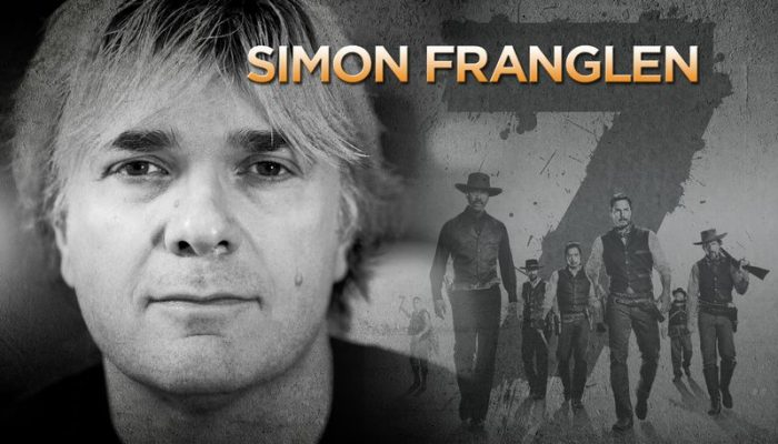 "SIMON FRANGLEN: ""THERE'S NOT A DAY THAT I DON'T THINK OF JAMES."""