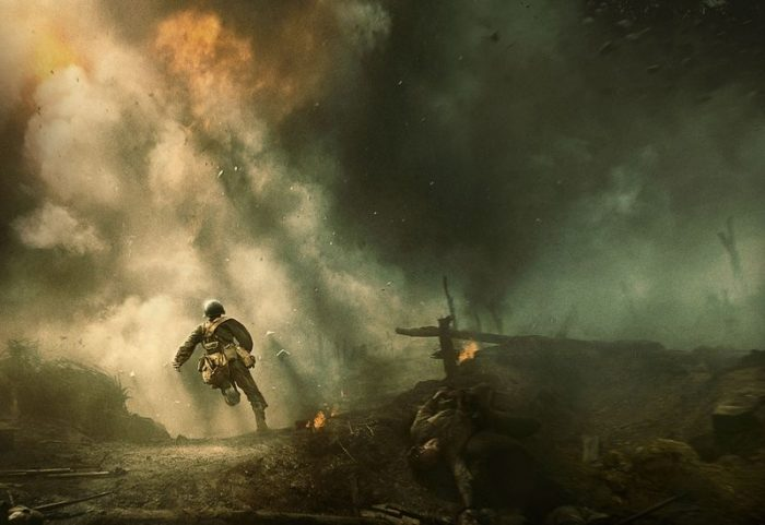 HACKSAW RIDGE, THE GREAT WALL: AN UNWRITTEN PRESENT