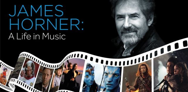 JAMES HORNER CONCERT TRIBUTE AT THE ROYAL ALBERT HALL IN OCTOBER!