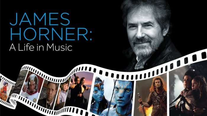 JAMES HORNER CONCERT TRIBUTE AT THE ROYAL ALBERT HALL IN OCTOBER!