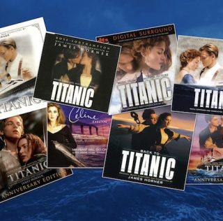 TITANIC ALBUM TIMELINE