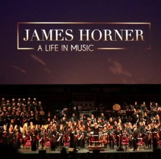 [REVIEW] JAMES HORNER: A LIFE IN MUSIC AT THE ROYAL ALBERT HALL