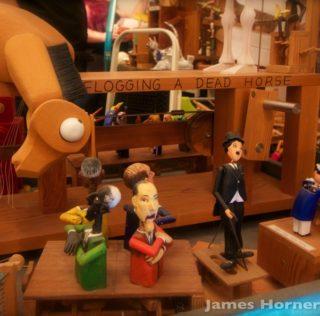 VISIT THE STUDIO OF JAMES HORNER