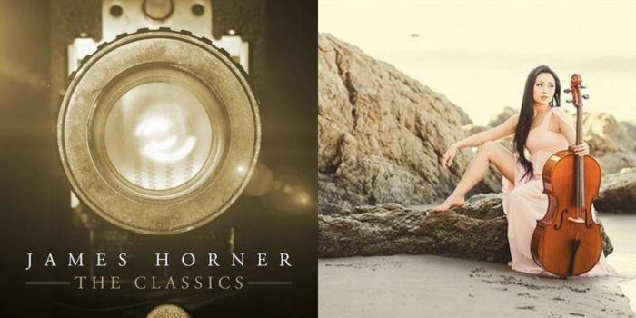 JAMES HORNER – THE CLASSICS – AN INTERVIEW WITH SOLOIST TINA GUO