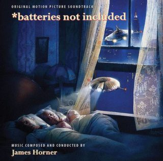*BATTERIES NOT INCLUDED EXPANDED EDITION FROM INTRADA!