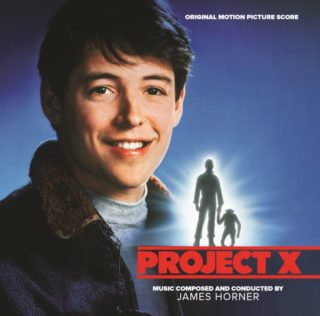THE MUSIC OF PROJECT X AVAILABLE AGAIN AT LA-LA LAND RECORDS!
