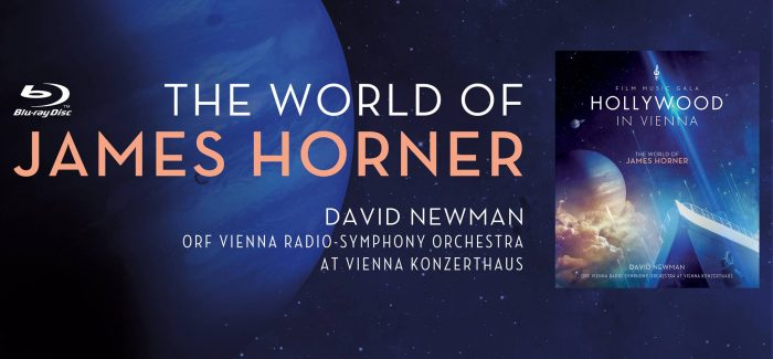 BLU-RAY REVIEW: HOLLYWOOD IN VIENNA: THE WORLD OF JAMES HORNER