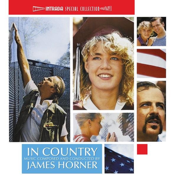 IN COUNTRY DE JAMES HORNER CHEZ INTRADA