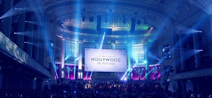 HOLLYWOOD IN VIENNA: LE PROGRAMME