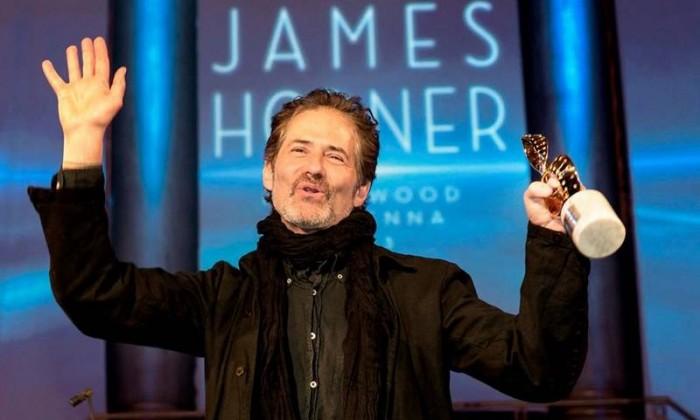 VIENNA 2013: JAMES HORNER RECEIVES THE MAX STEINER AWARD