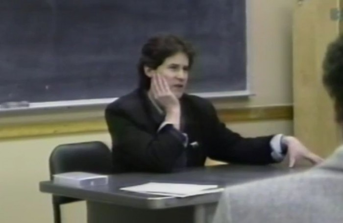 JAMES HORNER – MUSICAL AESTHETICS AT UNIVERSITY OF CALIFORNIA, LOS ANGELES – MARCH 1992