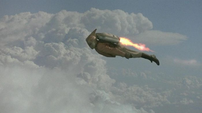 THE ROCKETEER, EXPANDED RELEASE BY INTRADA