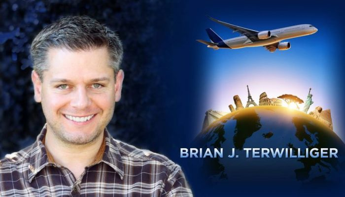 LIVING IN THE AGE OF AIRPLANES: INTERVIEW WITH BRIAN TERWILLIGER