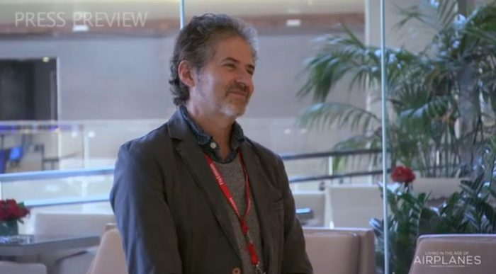 LIVING IN THE AGE OF AIRPLANES: SPECIAL FEATURE WITH JAMES HORNER AND NEW EXCERPTS