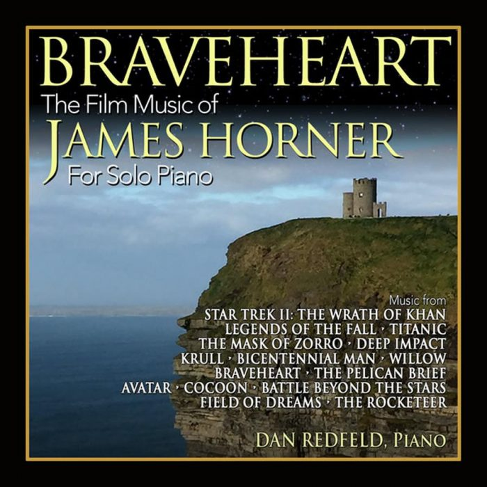 NEW HORNER COMPILATION CD FOR SOLO PIANO ANNOUNCED