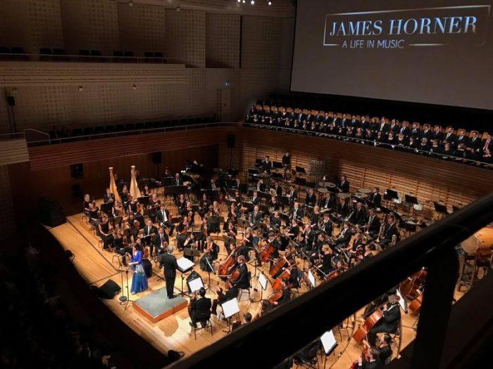 JAMES HORNER: A LIFE IN MUSIC – THE CONCERT PROGRAM