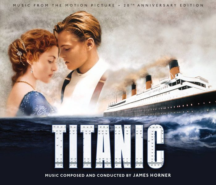 TITANIC EXPANDED ALBUM FROM LA-LA LAND