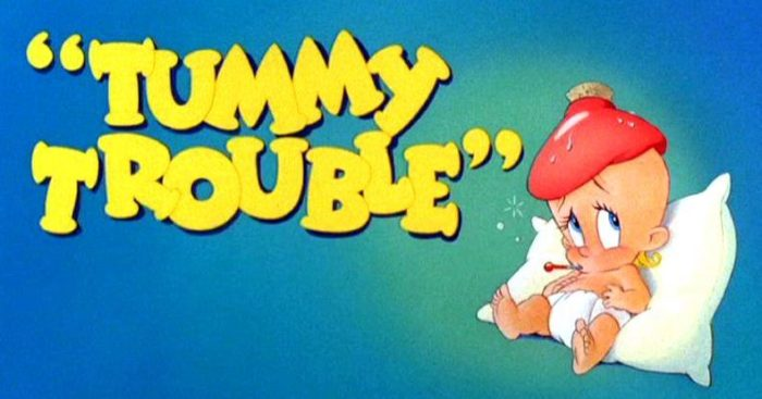 TUMMY TROUBLE SCORE RELEASED BY INTRADA
