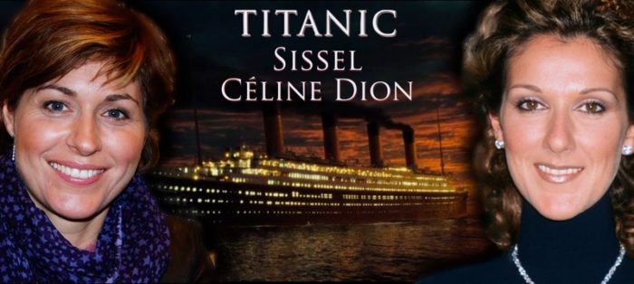TITANIC'S VOICES: ARCHIVAL INTERVIEWS WITH SISSEL AND CÉLINE DION