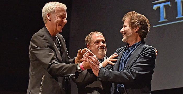 THE RECONCILIATION BETWEEN JAMES HORNER AND JAMES CAMERON FOR TITANIC