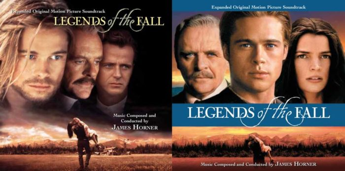 LEGENDS OF THE FALL EXPANDED EDITION: OUR EXCLUSIVE REVIEW